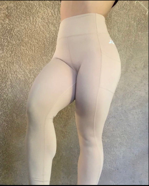 Melrose Nude Leggings