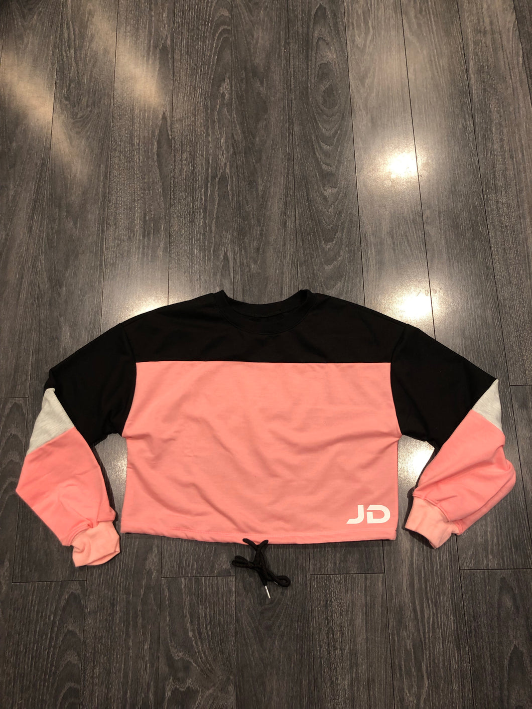 "Women's ""JD Longsleeve Croptop"""