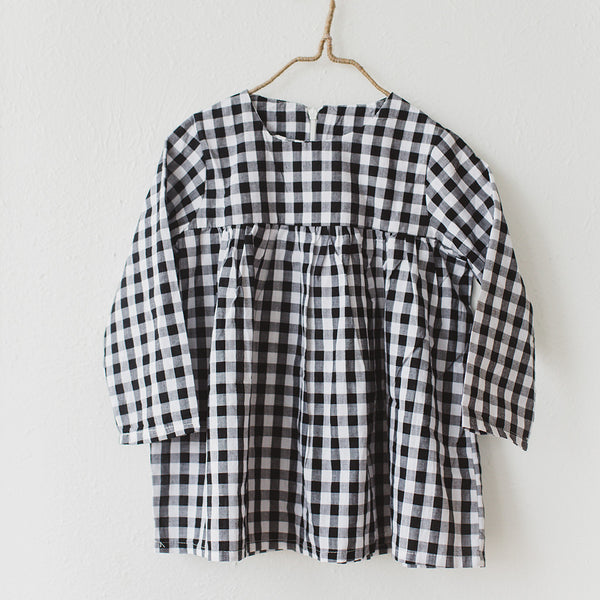 Buffalo Check Dolly Dress