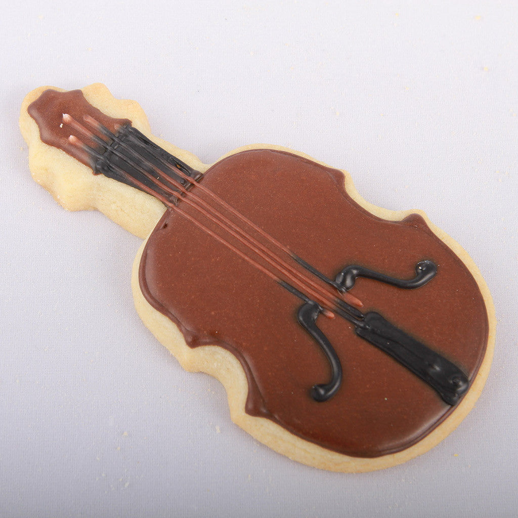 Violin Cookie