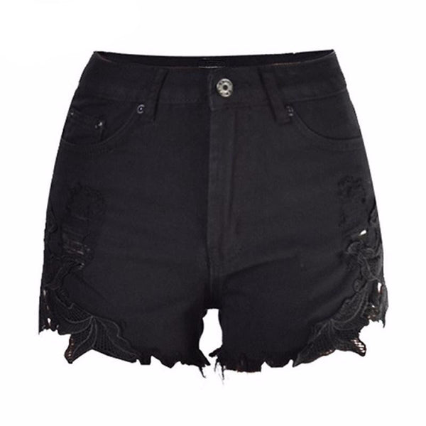 HOTLACE Shorts Black / 24 - Playbody