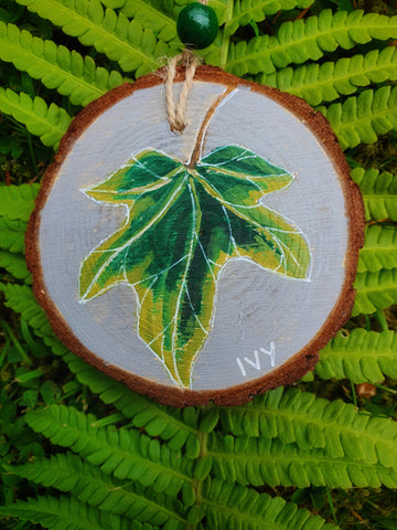 Celtic Tree Calendar - 11- Ivy - Sep 30 to Oct 27