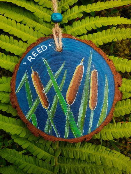 Celtic Tree Calendar - 12 - Reed - Oct 28 to Nov 24