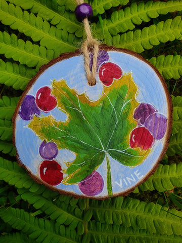 Celtic Tree Calendar - 10 - Vine - Sep 2 to Sep 29