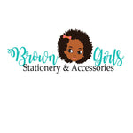 Brown Girls Stationery