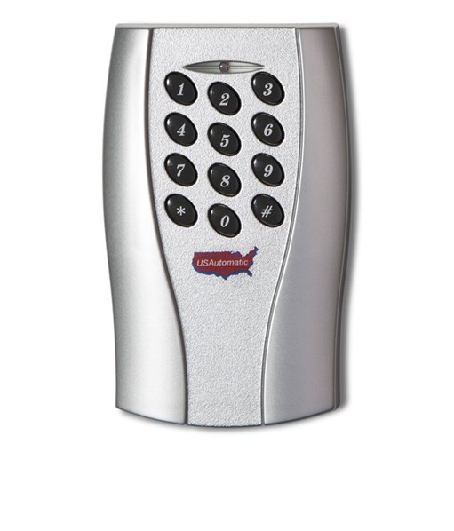 US Automatic 050500 Wireless Keypad