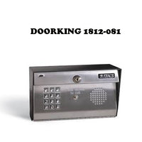DoorKing 1812-081 Residential Surface Mount Telephone Entry System