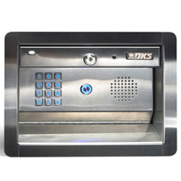 DoorKing 1812-091 Plus Flush Mount Telephone Entry System