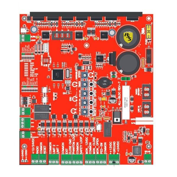 allomatic BLDC-ULPCB1 replacement board