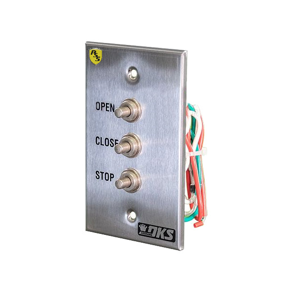 Doorking Model 1200-007 Three Button Control Station