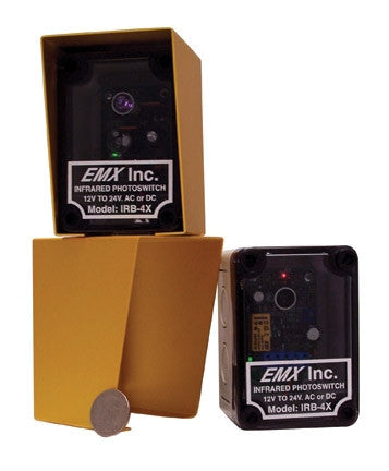 EMX IRB4x Infrared Safety Photo Eyes