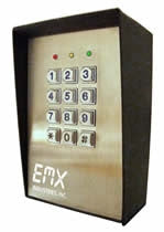 EMX KPX 100 Entry Keypad