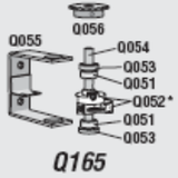Elite Q165 Limit Switch Assembly
