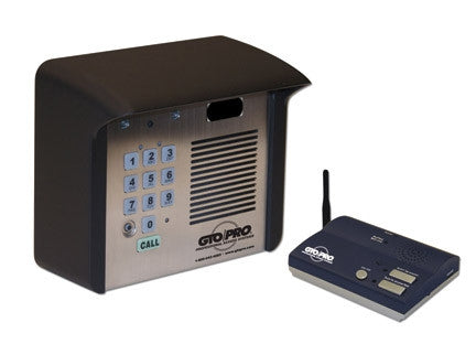 GTO F3100MBC Wireless Entry Intercom