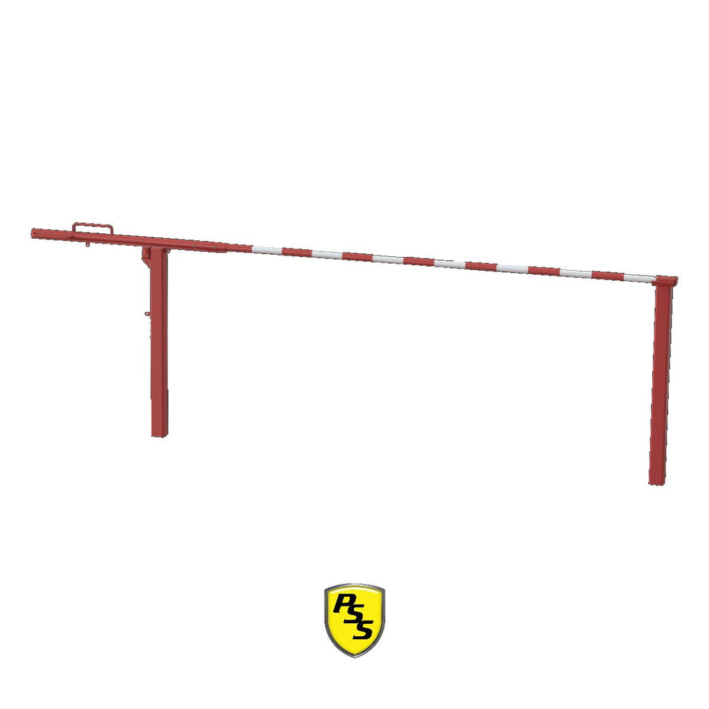 14000N-16 Manual In-Ground Lift Barrier 16'