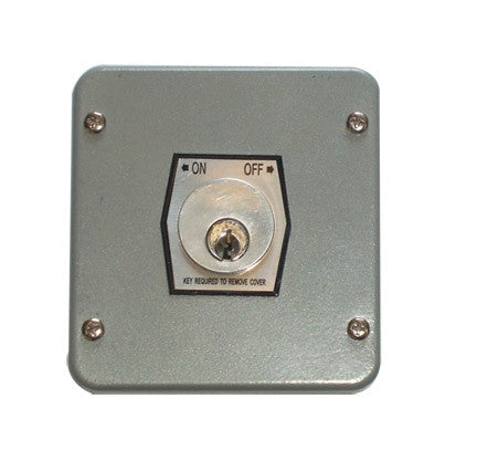 NEMA 4 CONTROL 1KX Outdoor Key Switch