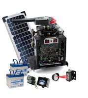 Platinum BLSW814-BSO Solar Package With Accessories