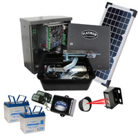 Platinum UGP712-SK-BSO Solar Package With Accessories