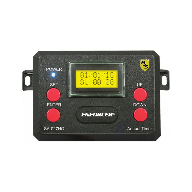 Seco-Larm Enforcer SA-027HQ 365 Day Digital Timer
