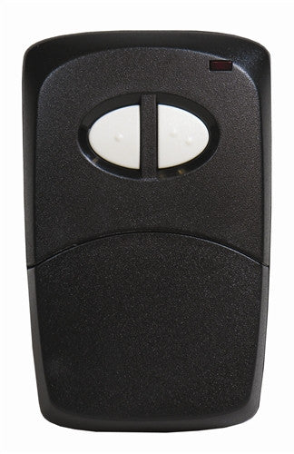 Linear 2-Button Stanley Compatible Remote Control with Visor Clip