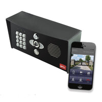 WiFi Video Call Box with Keypad by BFT - system calls smartphones