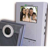 Comelit HFX-700M Color Camera with Video Monitor and Intercom