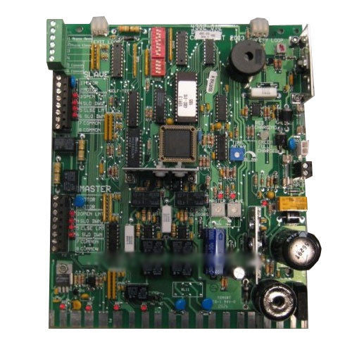 The DoorKing 4502-009 Circuit Board