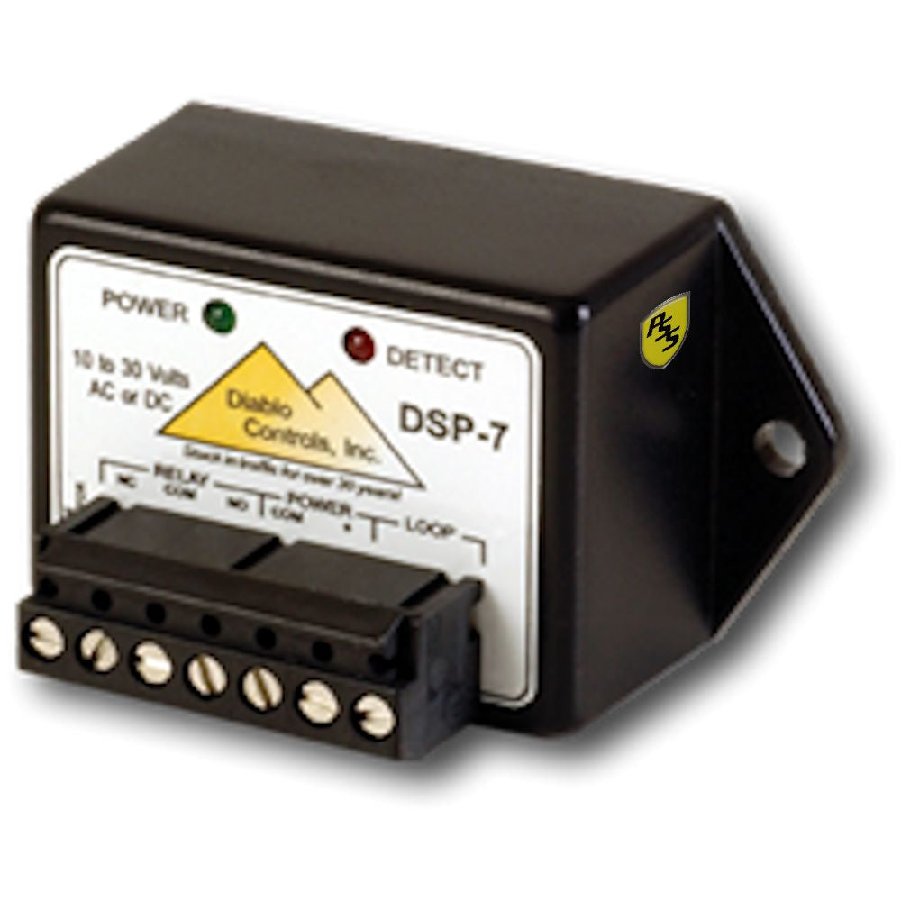 Diablo Dsp 7 10 30 Vac Dc Loop Detector Fail Safe Vehicle Relay Pss Store