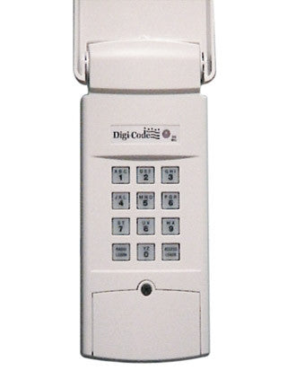 Digi-Code DC5200 Wireless Keypad 300MHz
