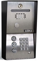 Doorking 1802-090 EPD Telephone Entry System Surface Mount with Directory