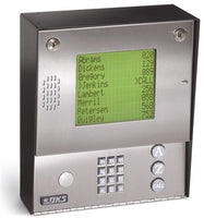 Doorking Telepone Entry System - DoorKing 1837-080 Telephone Entry System Surface Mount
