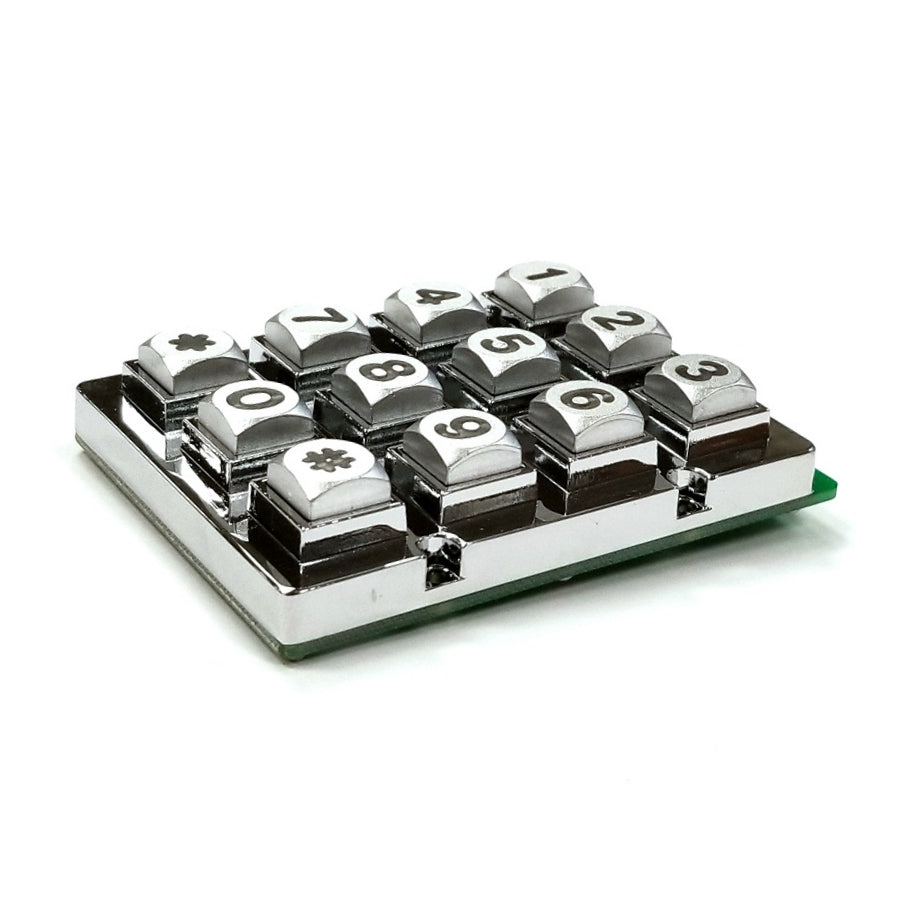 Doorking 1895-021 LED Backlit Keypad (Numbers Only)