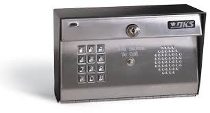 DoorKing 1812-089 Plus Surface Mount Telephone Entry System