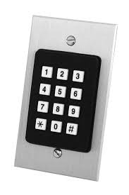 Doorking Model 1509-080 Internal Keypad