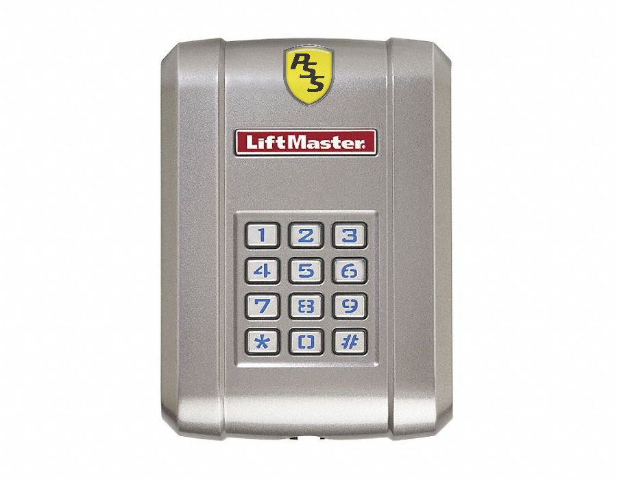 Liftmaster KPW250 Wireless Entry Keypad 250 Codes
