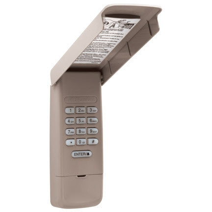 Liftmaster Keypad - LiftMaster 877MAX Wireless Entry Keypad