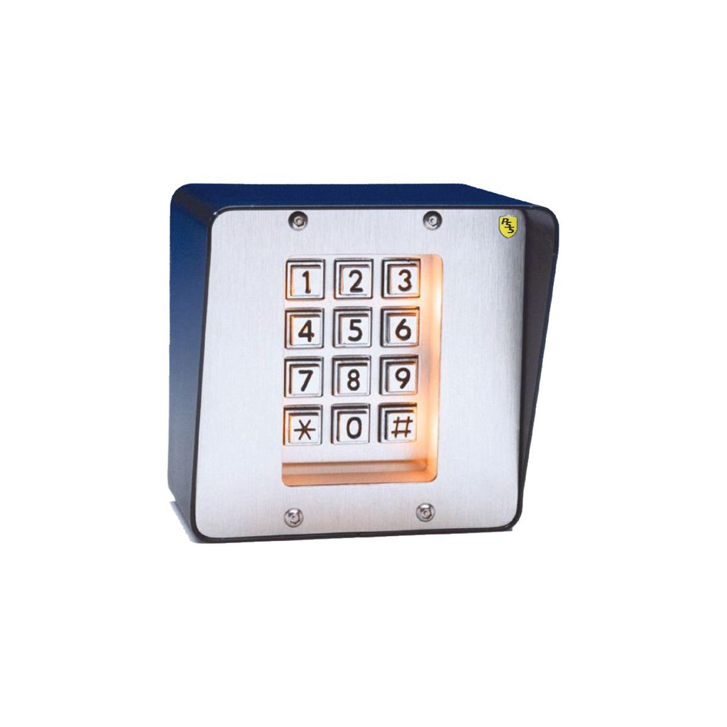 Liftmaster MINIkey lighted keypad picture taken by pss store