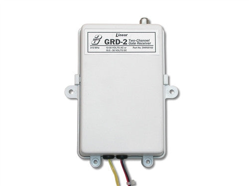 Linear Delta-3 GRD-2 2-Channel Gate Receiver