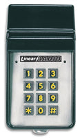 Linear MDKP Wireless Entry Keypad (Requires Radio Receiver)