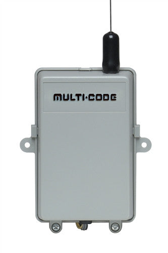 Multi-Code 302850 Two-Channel 12-24V Radio Receiver 300MHz