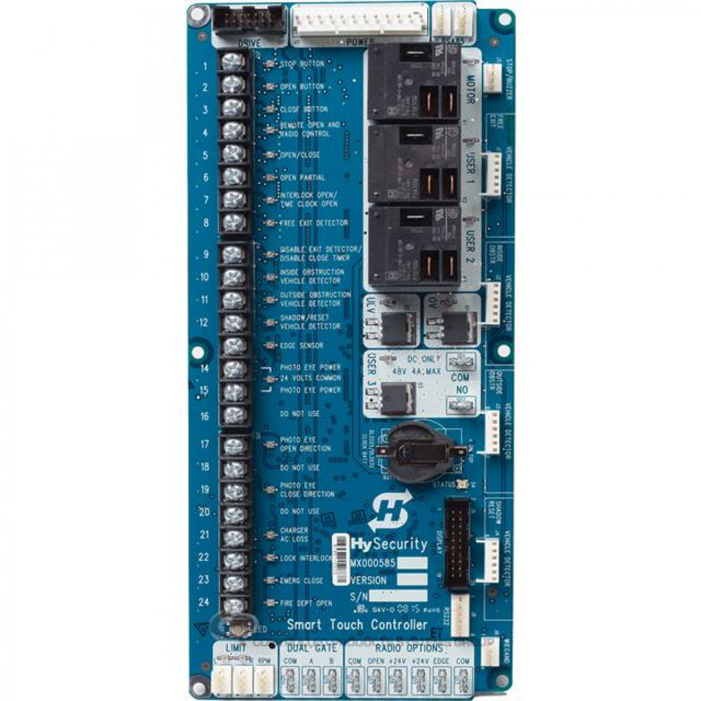 HySecurity MX000585-0 Motherboard