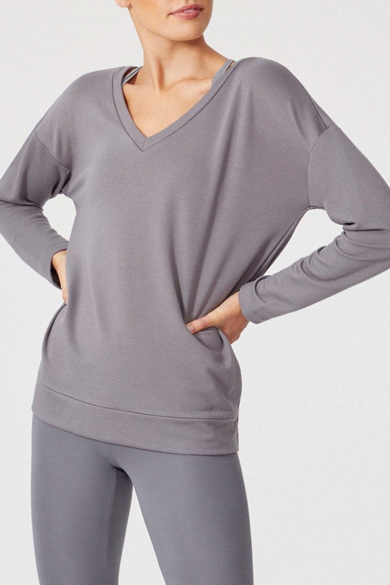 Mc Vie Long Sleeve Top
