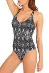 Aerodynamics® Daisy One Piece Swimsuit