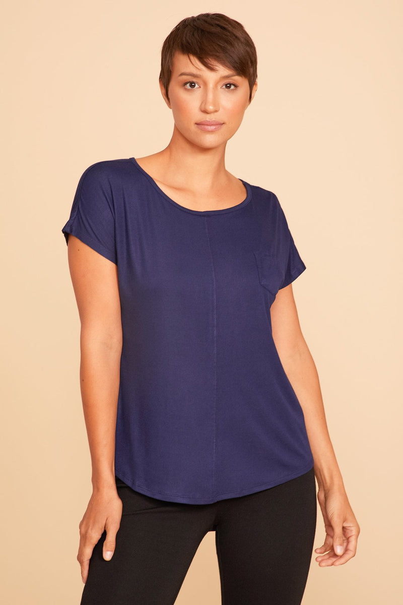 Farrah Short Sleeve Top