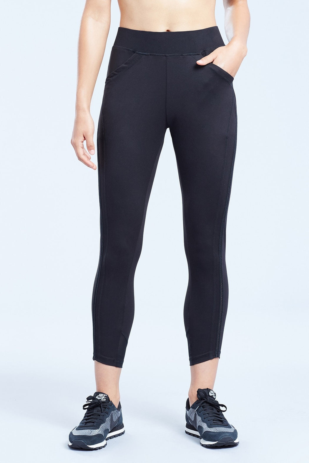 Daltrey Jogger With Elastic Side Trim