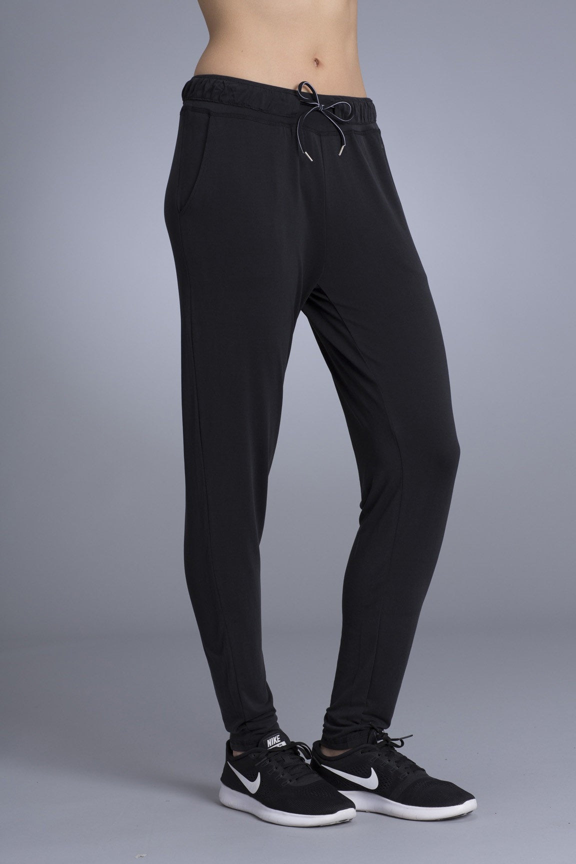 Waylon Track Pant With Elastic Casing