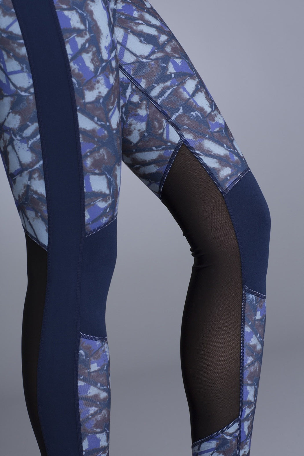 Henley Legging With Knee Pads