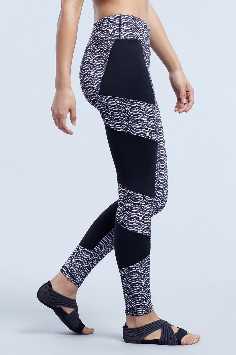 Roth Legging With Padding Detail