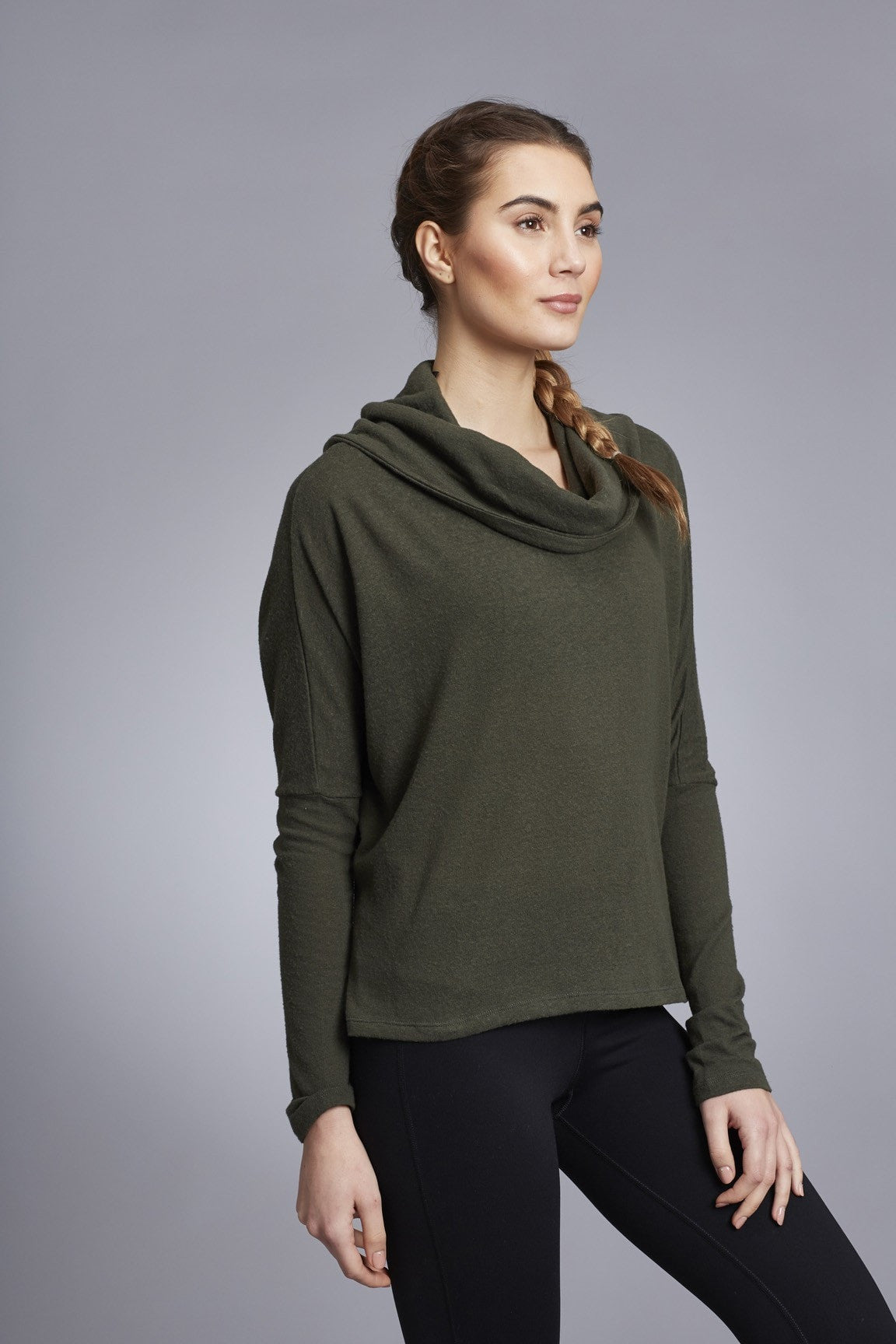 Harrison Long Sleeve Dolman