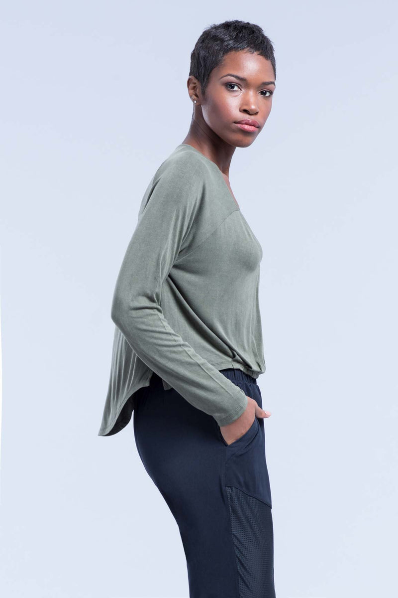 Rhapsody Long Sleeve Top